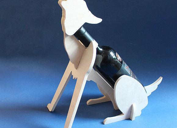 """подставка для бутылки """"Собака-2"""""""