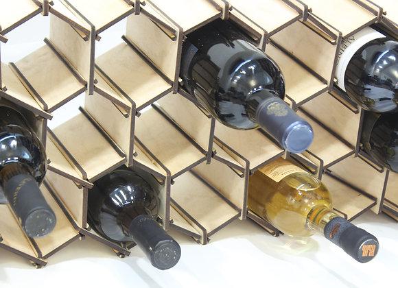 """подставка для вина""""Мёд"""""""