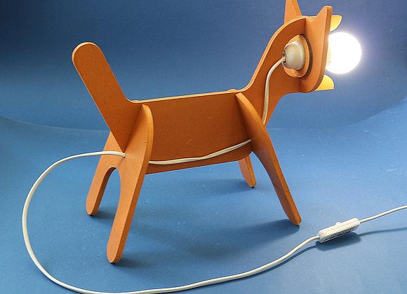 светильник кошка