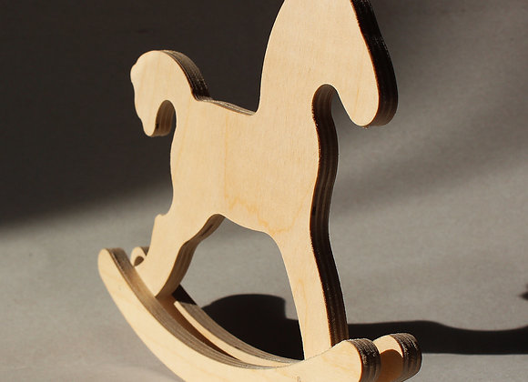 Игрушка лошадка