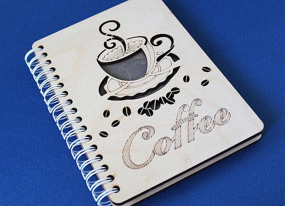"""блокнот """"Coffee"""""""