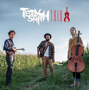 CD Cover You EP Teddy Smith
