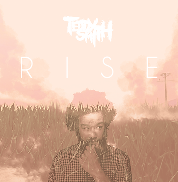 CD Cover Rise Album Teddy Smith