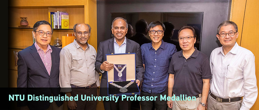 Distinguished University Professor Medal