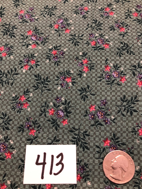 Cotton Print-413