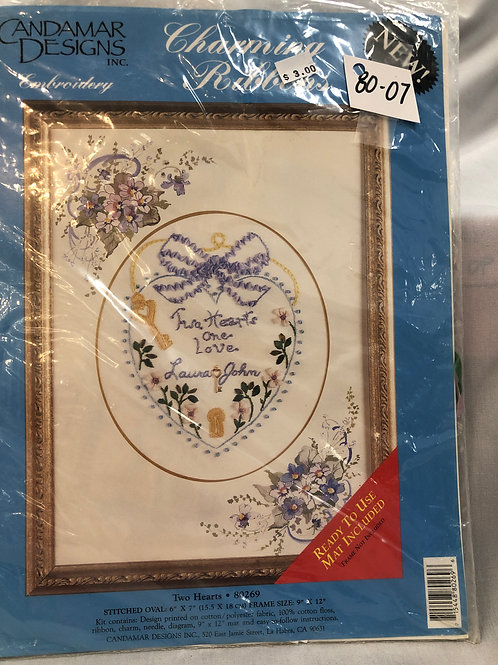 RIBBON EMBROIDERY KIT - 7