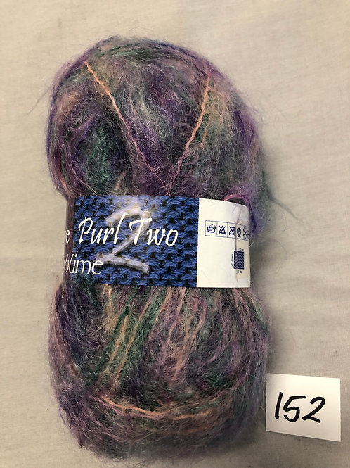 (152) Knit One, Purl Two - Sublime