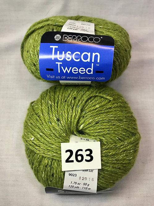 Berroco Tuscan Tweed- 2 skeins