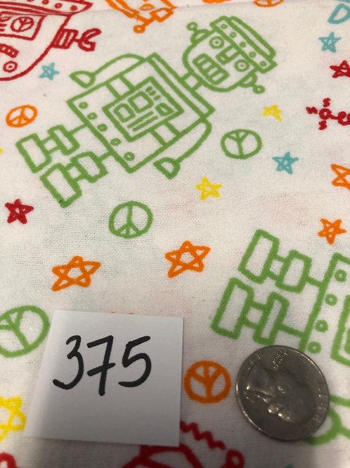 Cotton Flannel -375