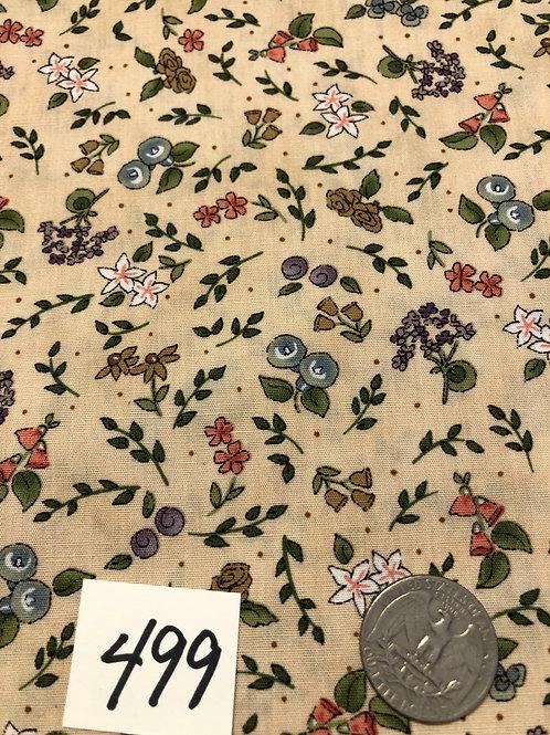 Cotton Print-499