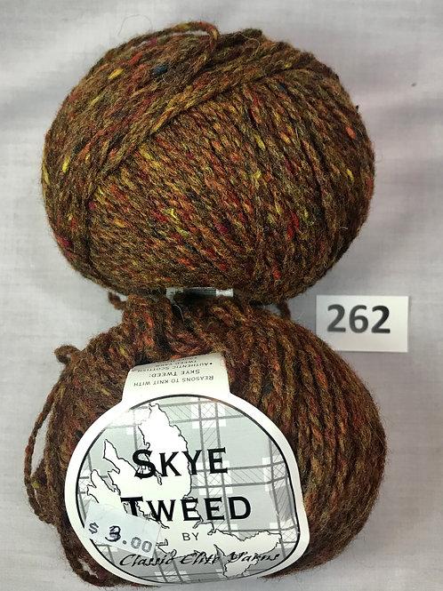 Skye Tweed- 2 skeins