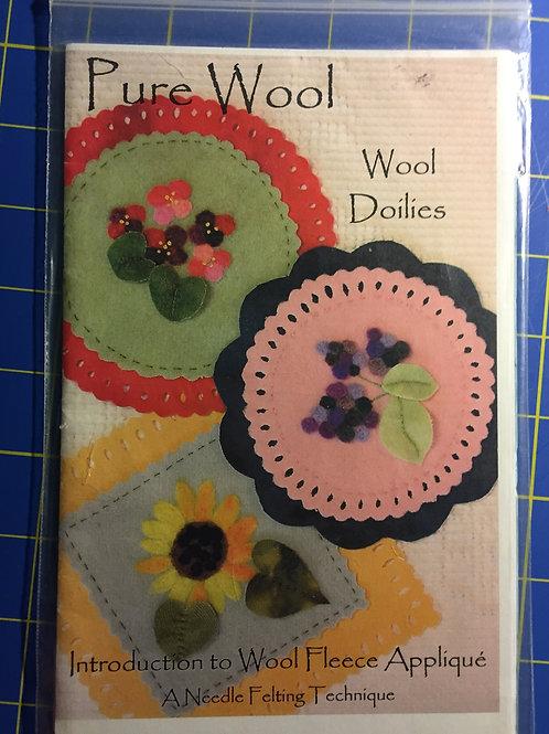 Wool Doilies