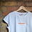 Thumbnail: Unbreakable Orange Roll Sleeve Tee