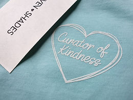 Curator of Kindness - Mint