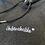Thumbnail: Unbreakable Centred Hoodie - Dark Grey Marl
