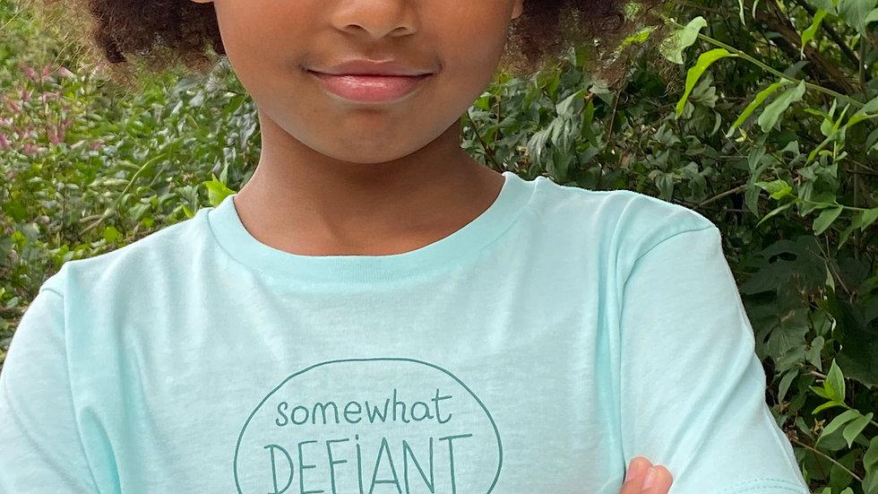 Somewhat Defiant - Mint