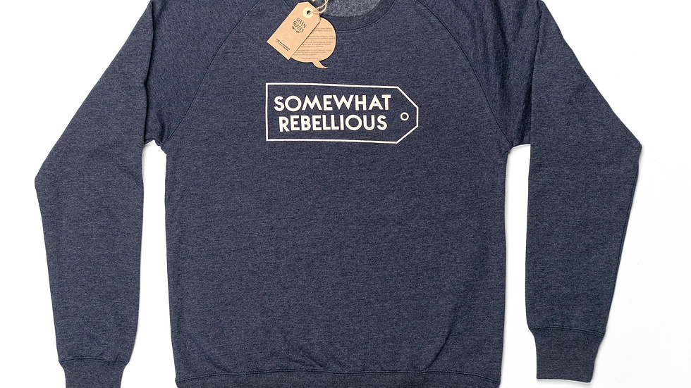 Somewhat Rebellious - Blue