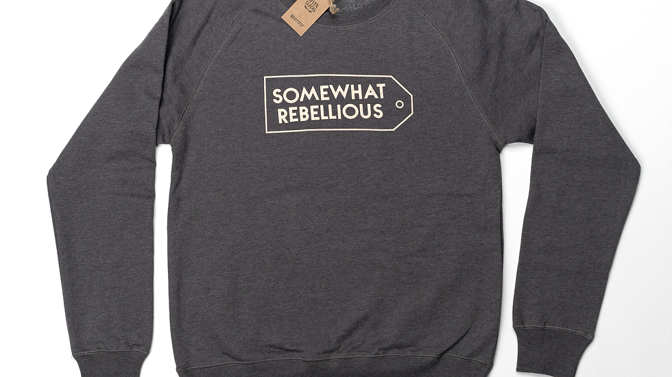Somewhat Rebellious - Grey