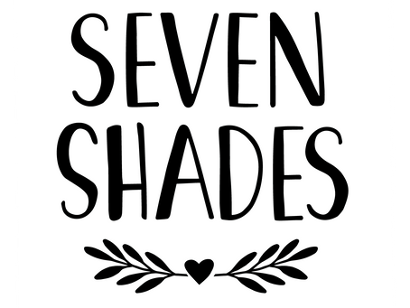 Why Seven Shades?