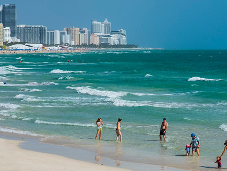 Water, Water Everywhere: The Environmental Issues Facing Miami Beach