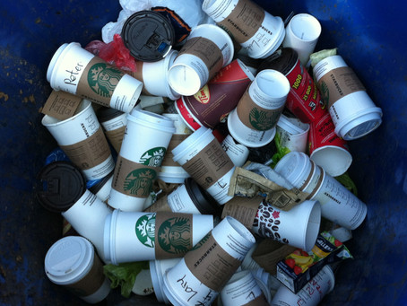 The Ubiquitous Coffee Cup