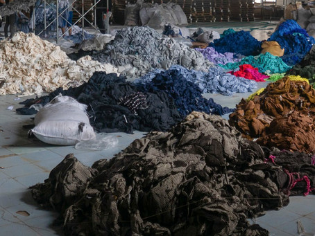 Our Obsession With Clothing Is Killing The Planet