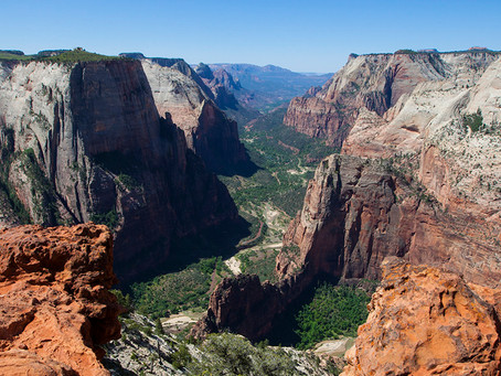 A Glorious Vacation to Zion National Park