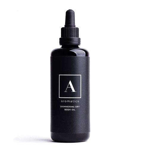 Shimmering Dry Body Oil