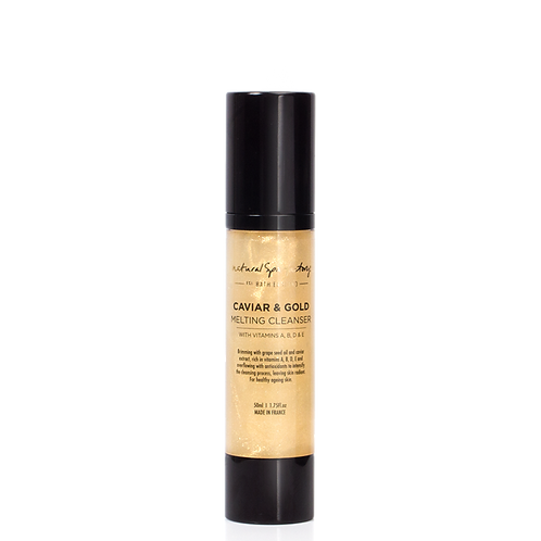 Caviar and Gold Melting Cleanser