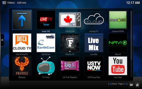 Best Kodi Addons for Watching Live TV and Sports (03/2016)
