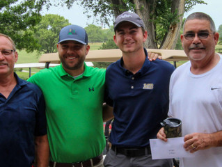Friends of Tri-Valley Foundation holds golf tournament at Fredonia Golf Club