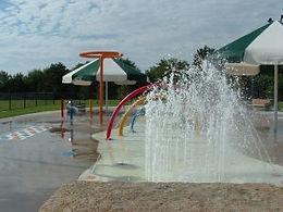 Hutchinson Splash Pads