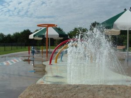 Hutchinson Splash Pads