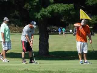 Golf Tournament this Saturday