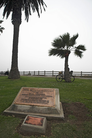 End of Route 66, Santa Monica - California