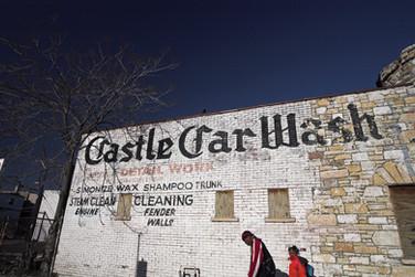 1925 Castle Car Wash - Chicago