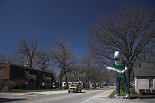 Gemini Giant - Wilmington, Illinois
