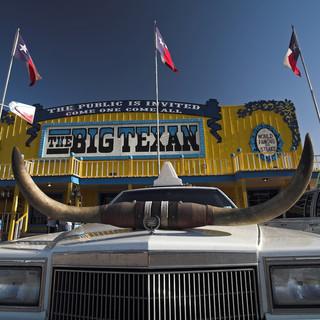 The Big Texan - Amarillo, Texas