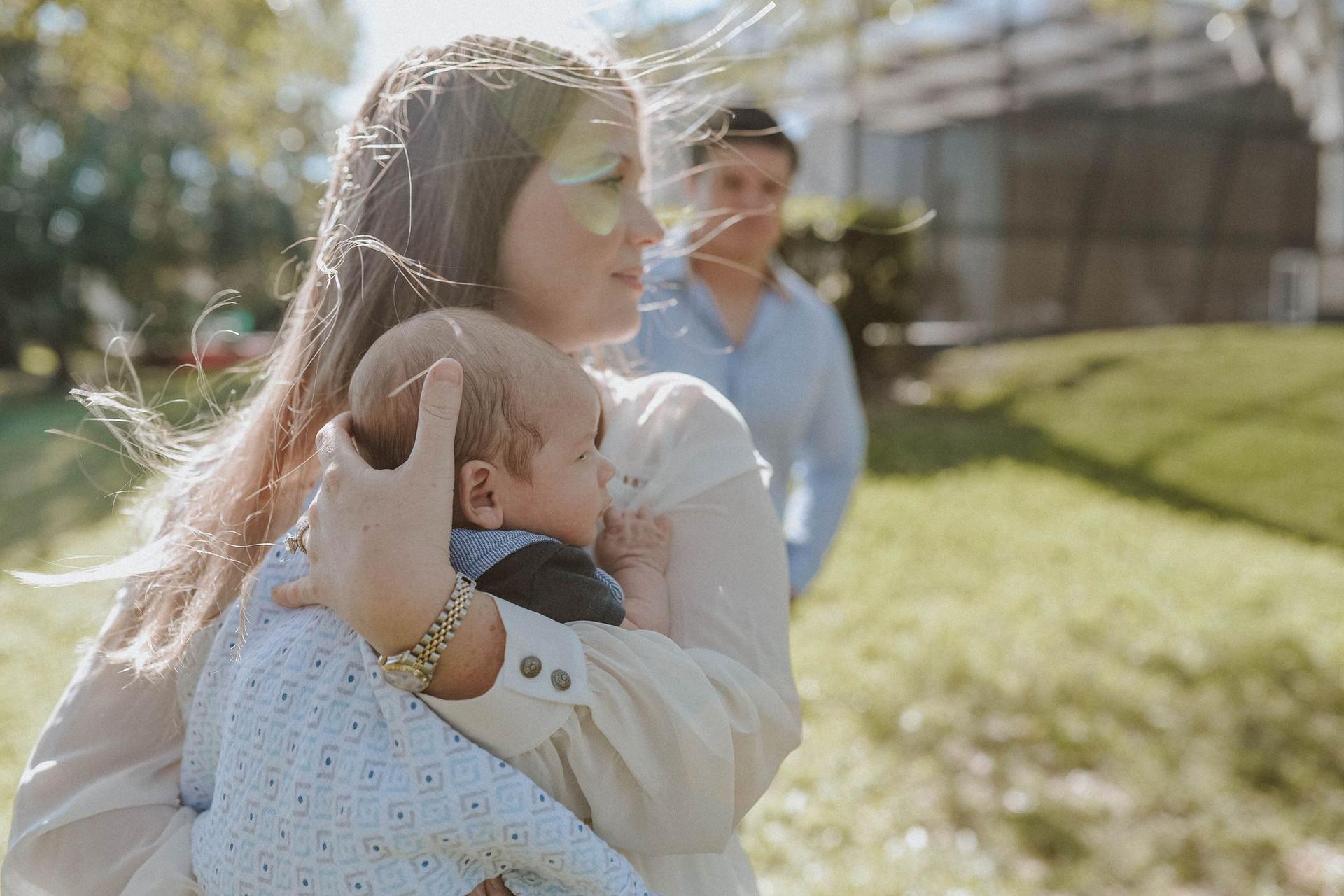 Lugano maternity newborn photographer (3