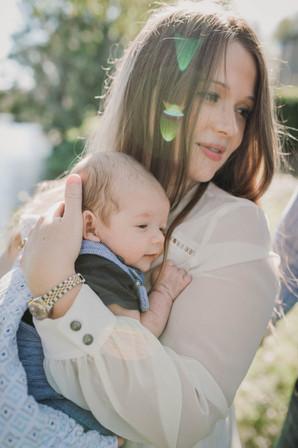 Lugano newborn photographer