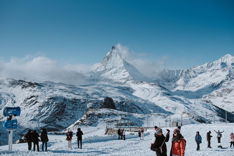 Zermatt photographer | Our Matterhorn adventure