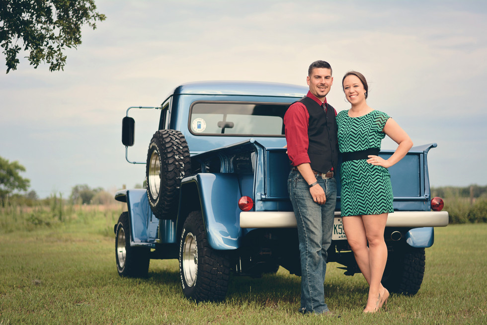 Clint and Angela's Engagement Session