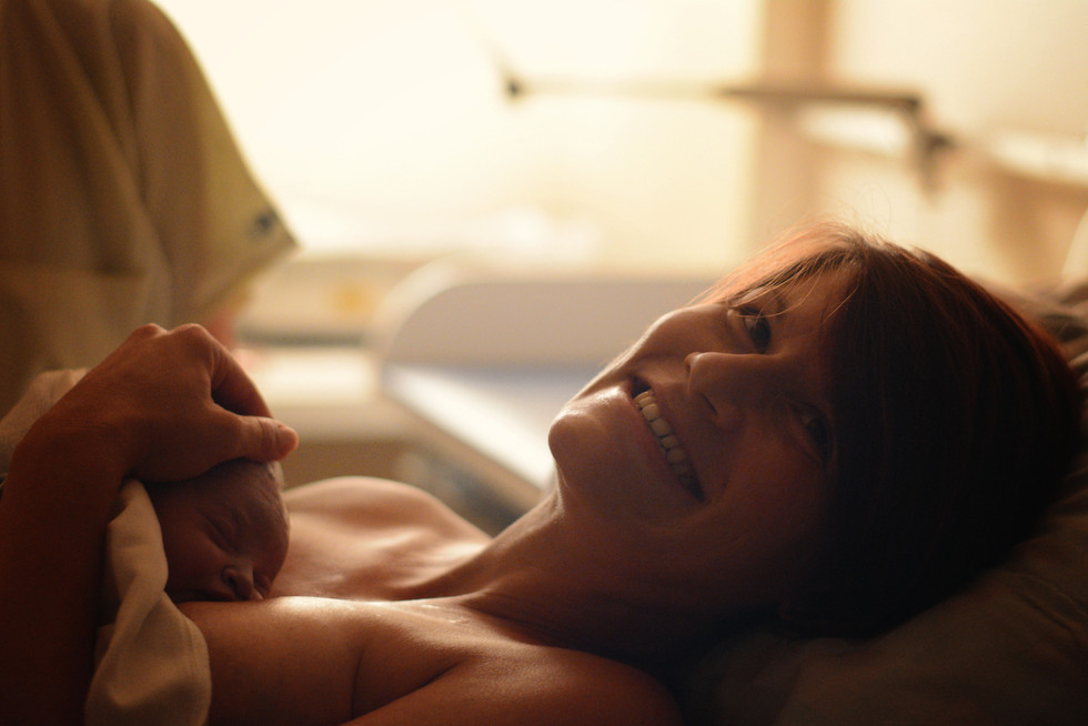 Nicole's Birth