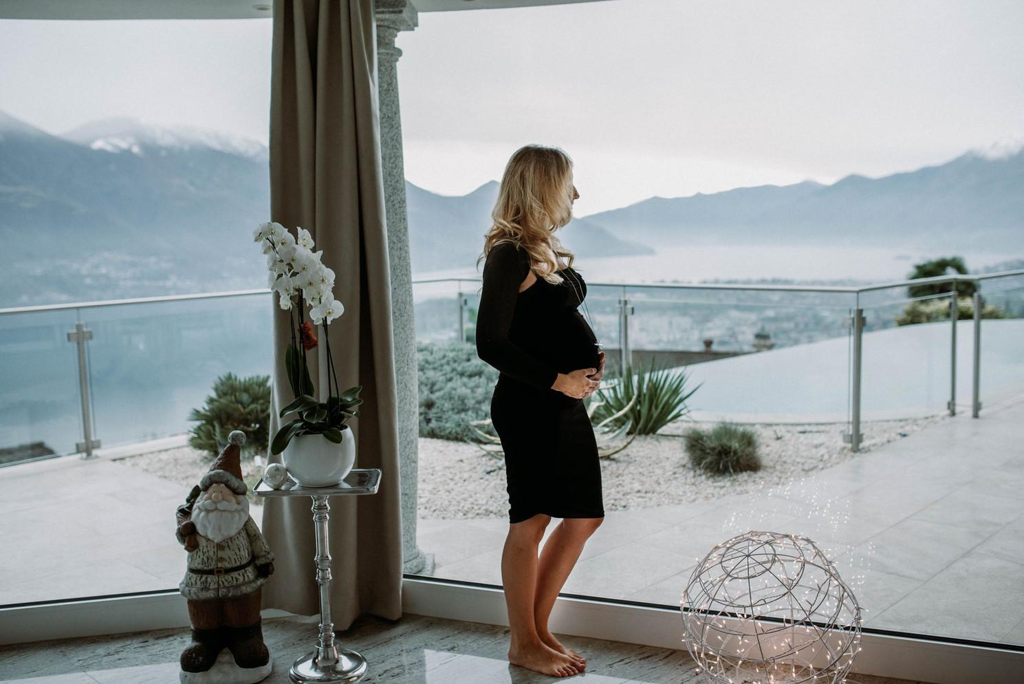 Fotografo maternita e neonato Ticino (70