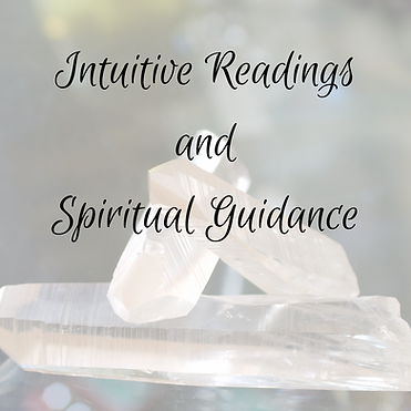Intuitive Readings and Spiritual Guidanc