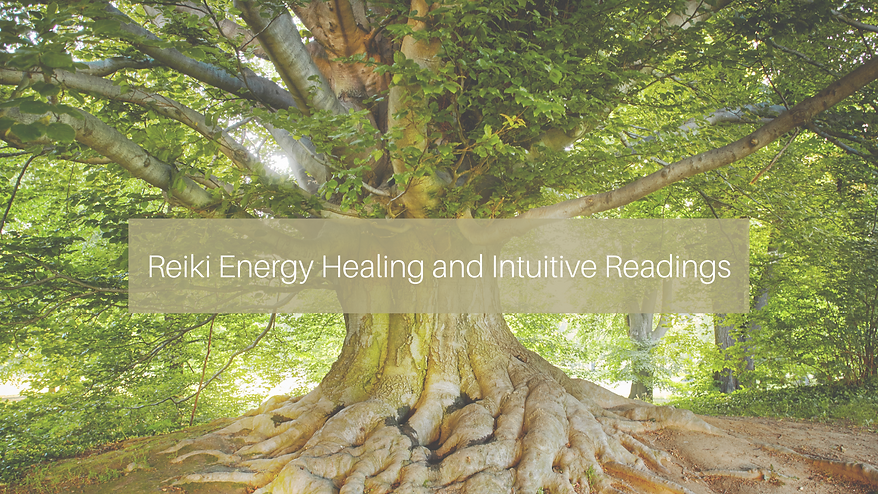 Reiki Energy Healing and Intuitive Readi