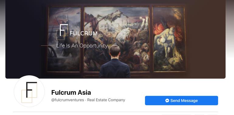 Fulcrum Ventures FB Page