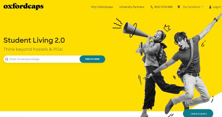 Oxfordcaps Singapore Website