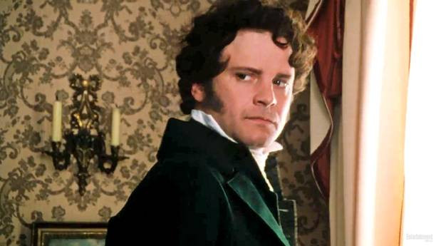 Rude, gloomy and a depressive. Is this the Darcy you know (and love)?