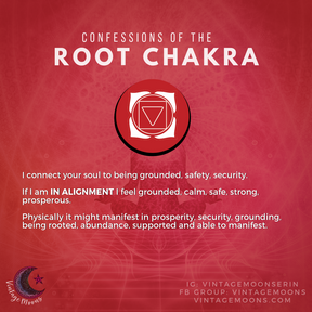 Root Chakra In Alignment